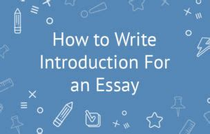 How to Write a Good Title, Abstract, and Introduction